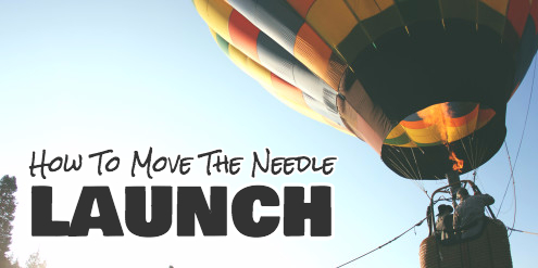 How To Move The Needle - Official Launch